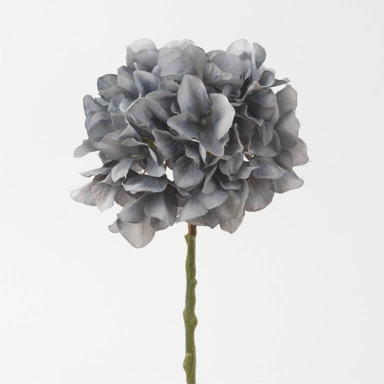 Tige d'hydrangée Shae gris