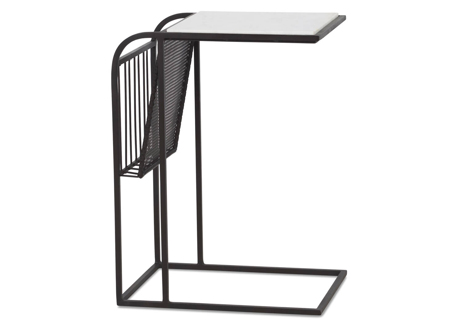 Perkins Tuck Table -Simba Black