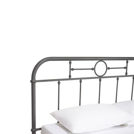 Izadore Bed -Grey