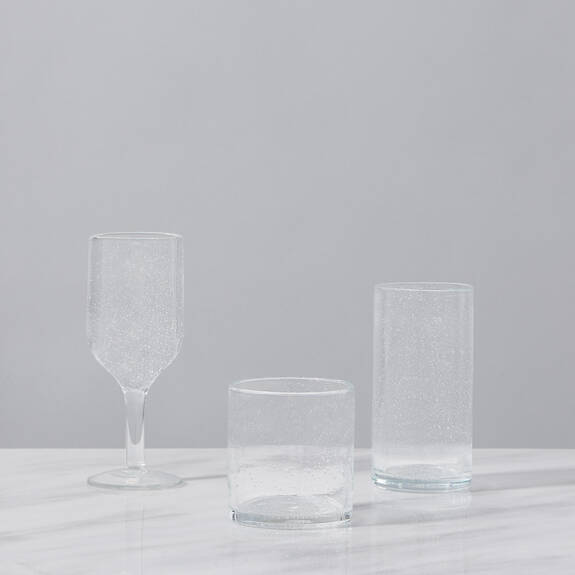 Collection De Verres Shailene -Transparents