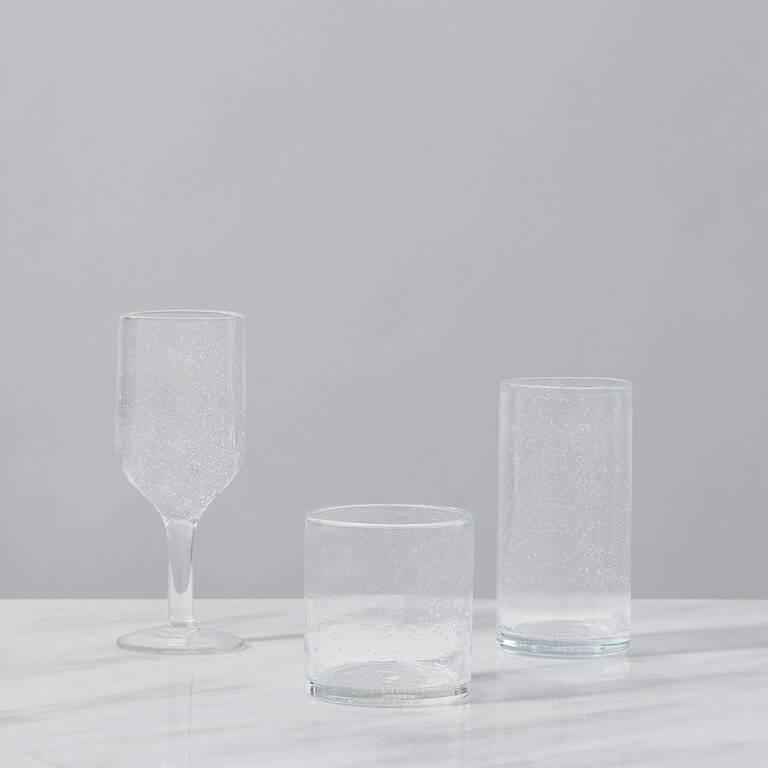 Verres Shailene -transparents