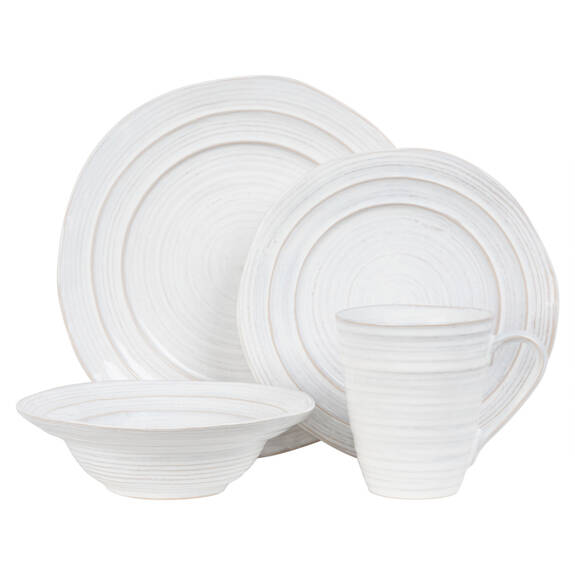 Kinsley 16 pc Dish Set