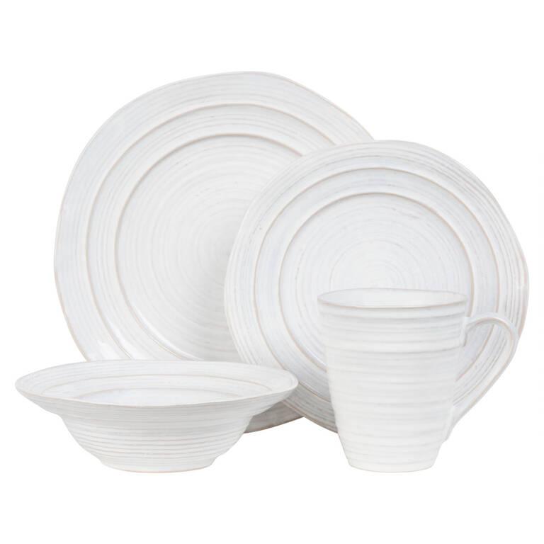 Kinsley 16 pc Dish Set