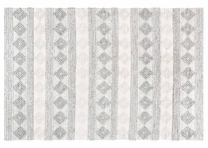 Arkun Rug 60x96 White/Grey