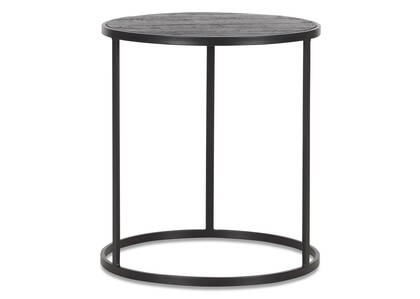 Table d'appoint Madera -chêne noir