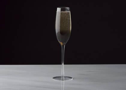 Flûte à champagne Revel grise