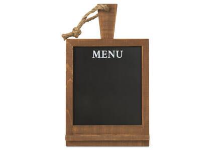 Tableau à menu Austin