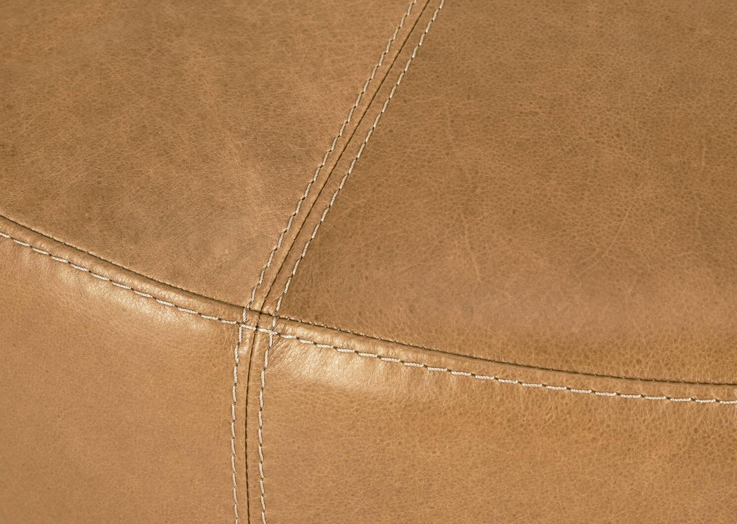R-pieds cuir Archibald 36 -Adler brun cl