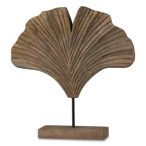 Kenzo Gingko Leaf Sculpture