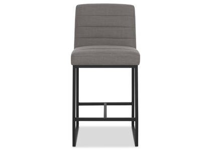 Benton Counter Stool -Daylin Grey
