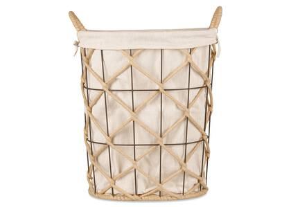RaeAnn Laundry Basket