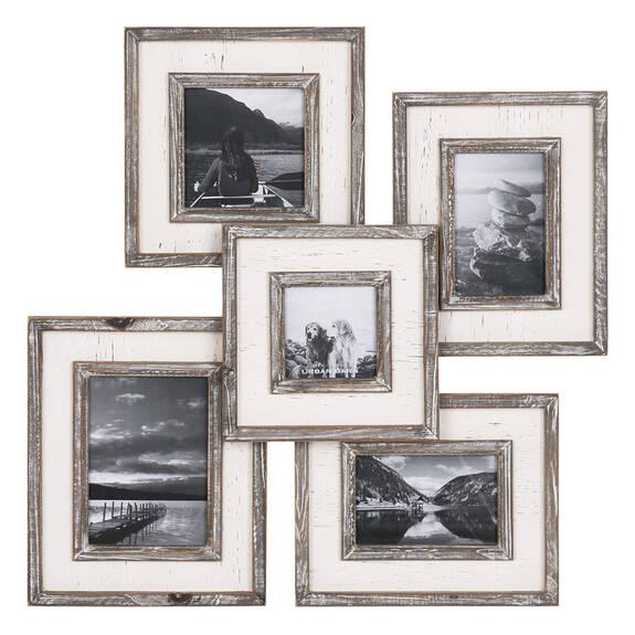 Ashworth Collage Frame Grey/White