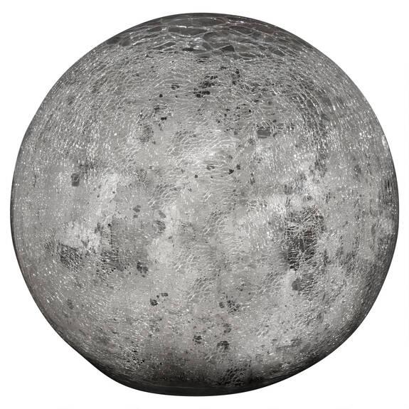 Donatella Décor Ball Large Silver