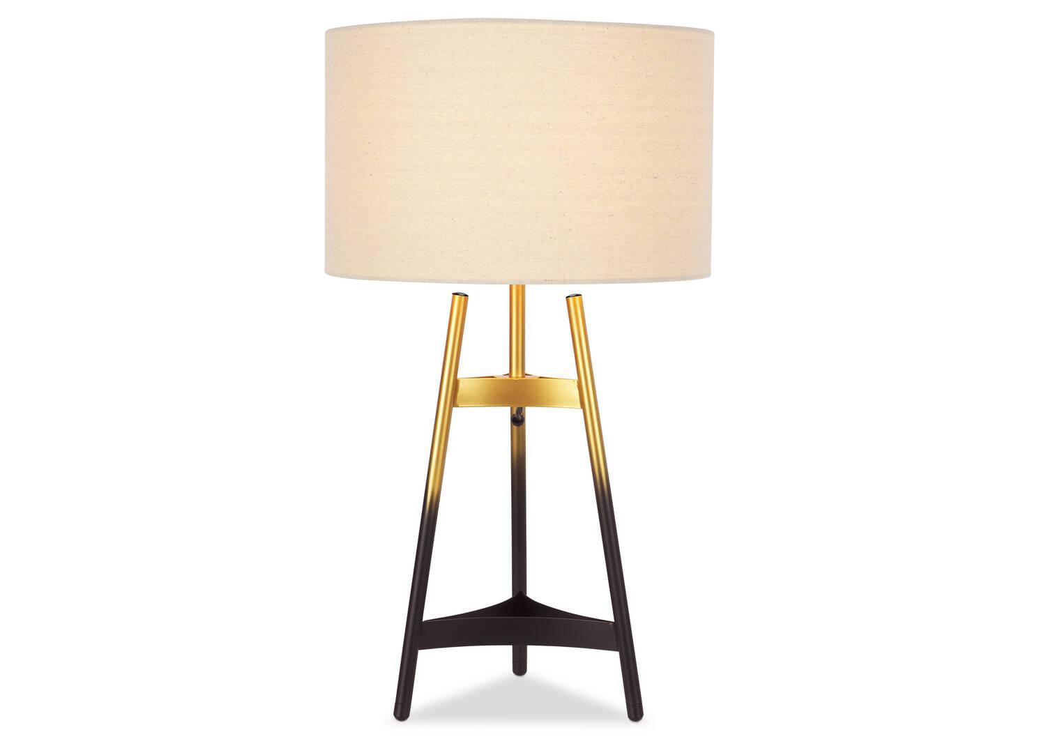 Embry Tripod Table Lamp