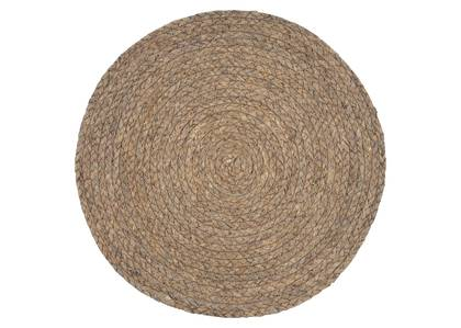 Sai Round Placemat Natural