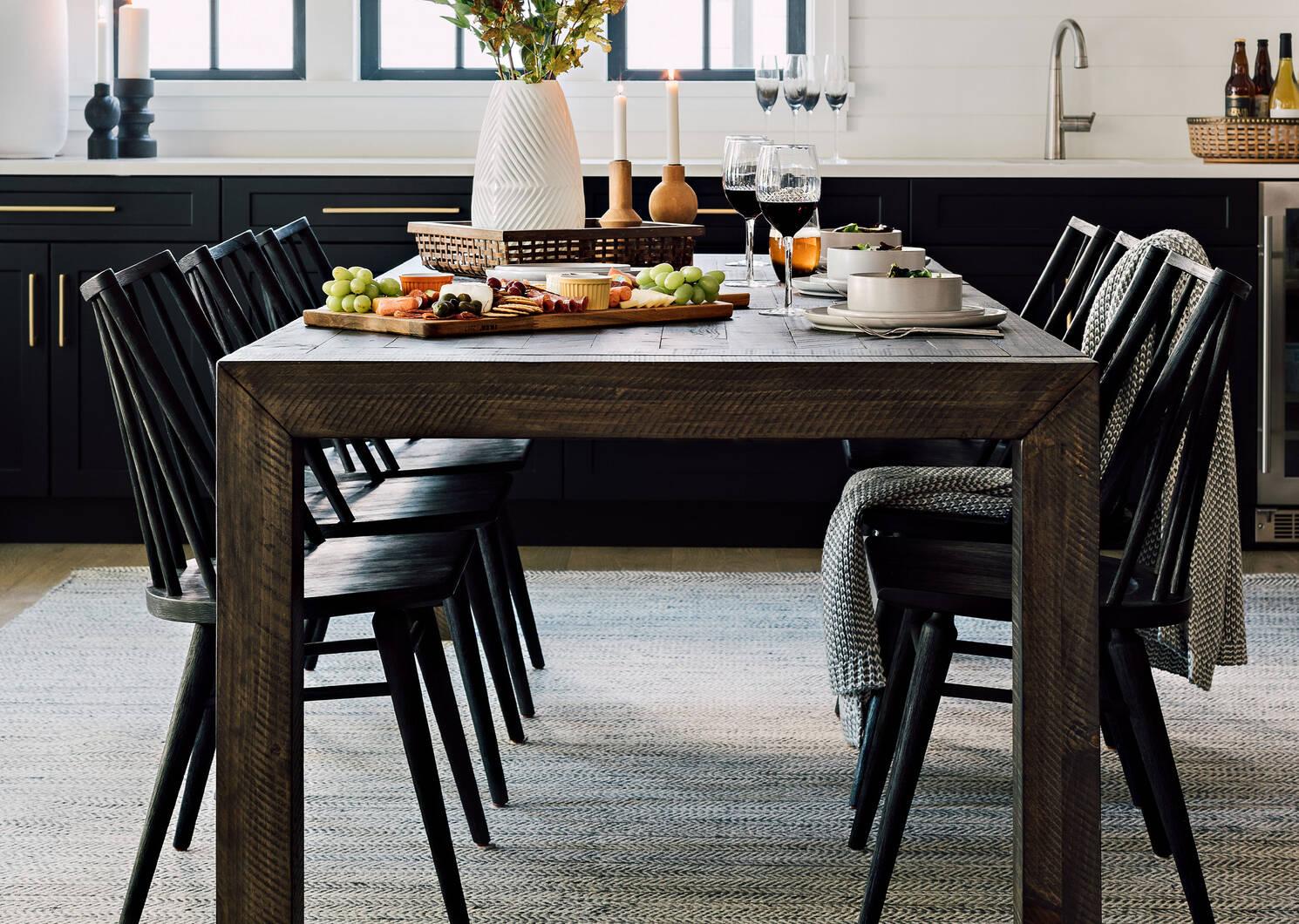 Table à rallonge Northwood -Stanton café