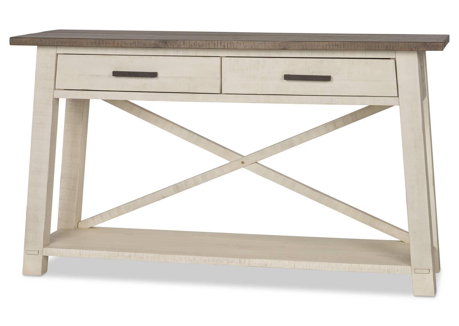 Sechelt Console Table -Cove Drift