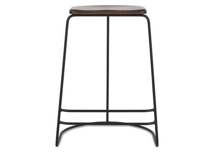 Rene Counter Stool -Brown Ash