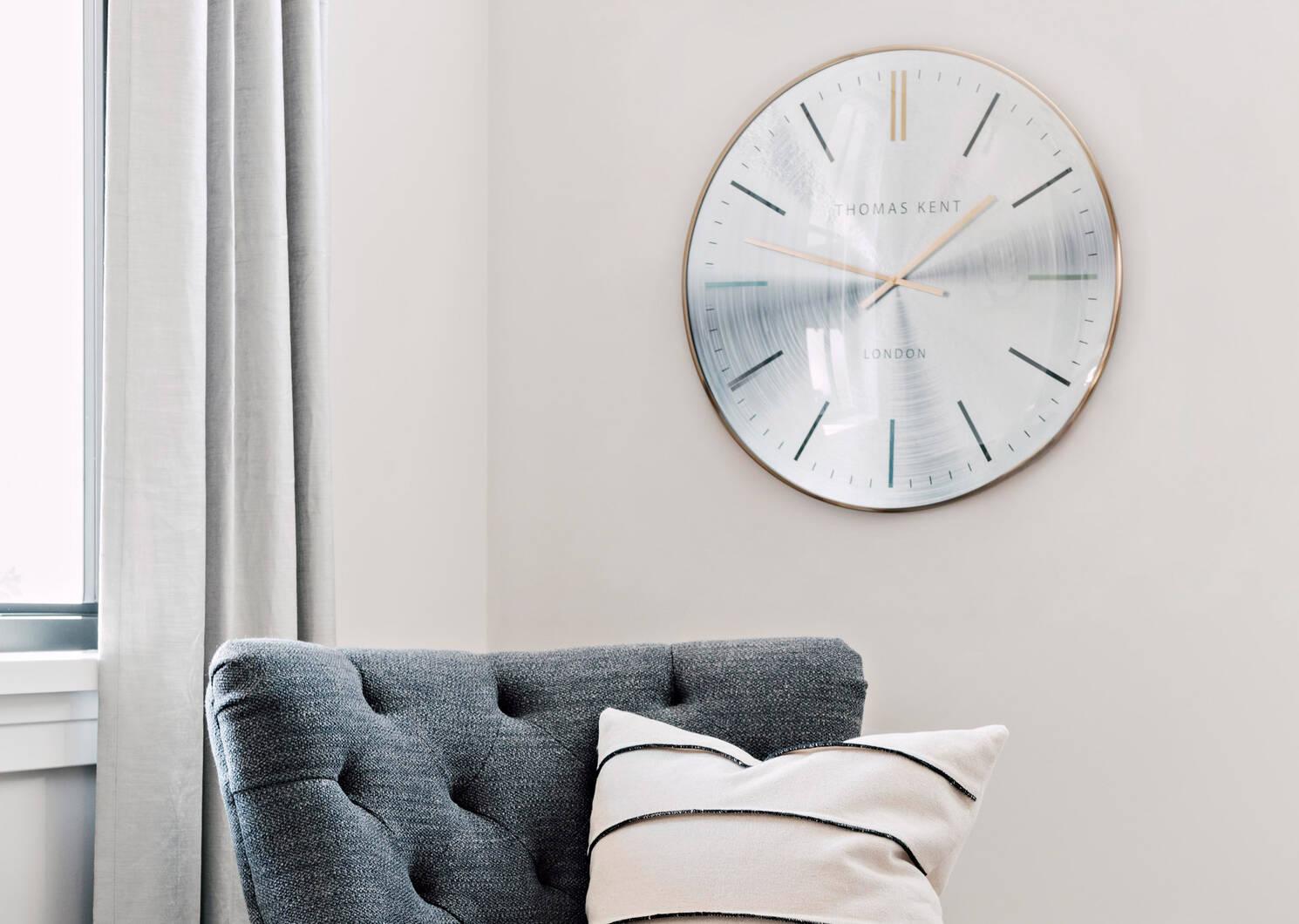 Ralston Wall Clock