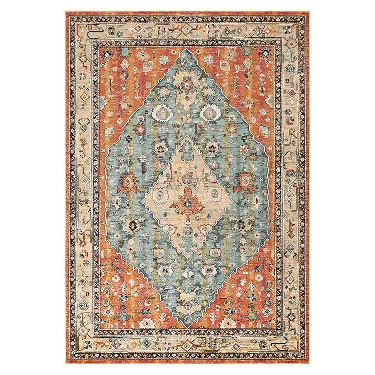 Tapis Faris 63x90 multicolore