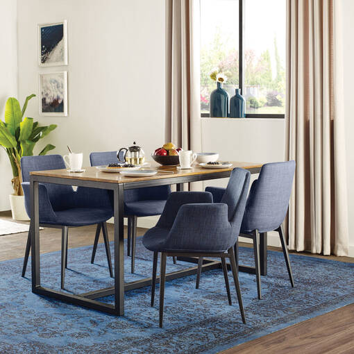 Crosby Dining Table 55-Sheesham