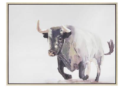 Toile The Bull (le taureau)
