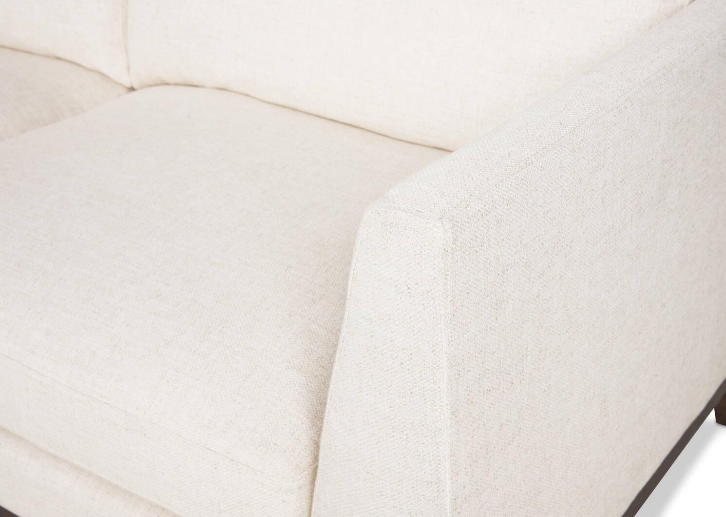 Canapé Hartley -Zeile lin
