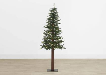 Dickens Tree 5ft Pre-lit LED Natural