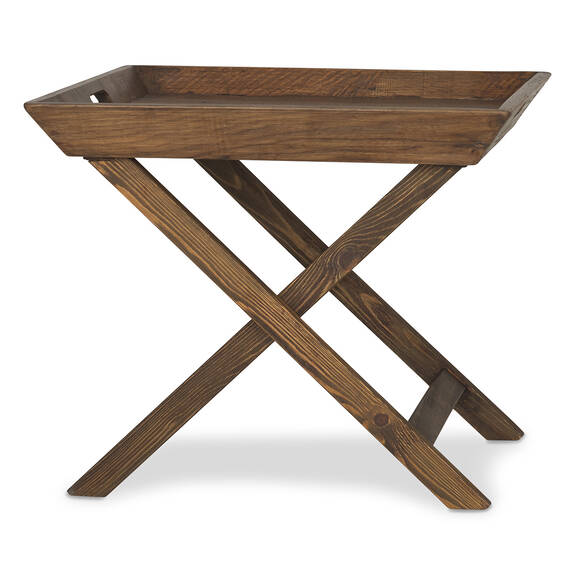 Jaymes Side Table -Loni Sand