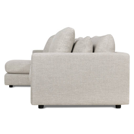 Berg Sofa Chaise -Egyptian Dove, LCF