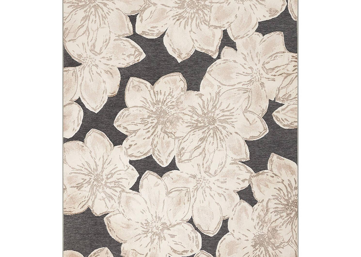 Blanchett Rug - Grey/Ivory