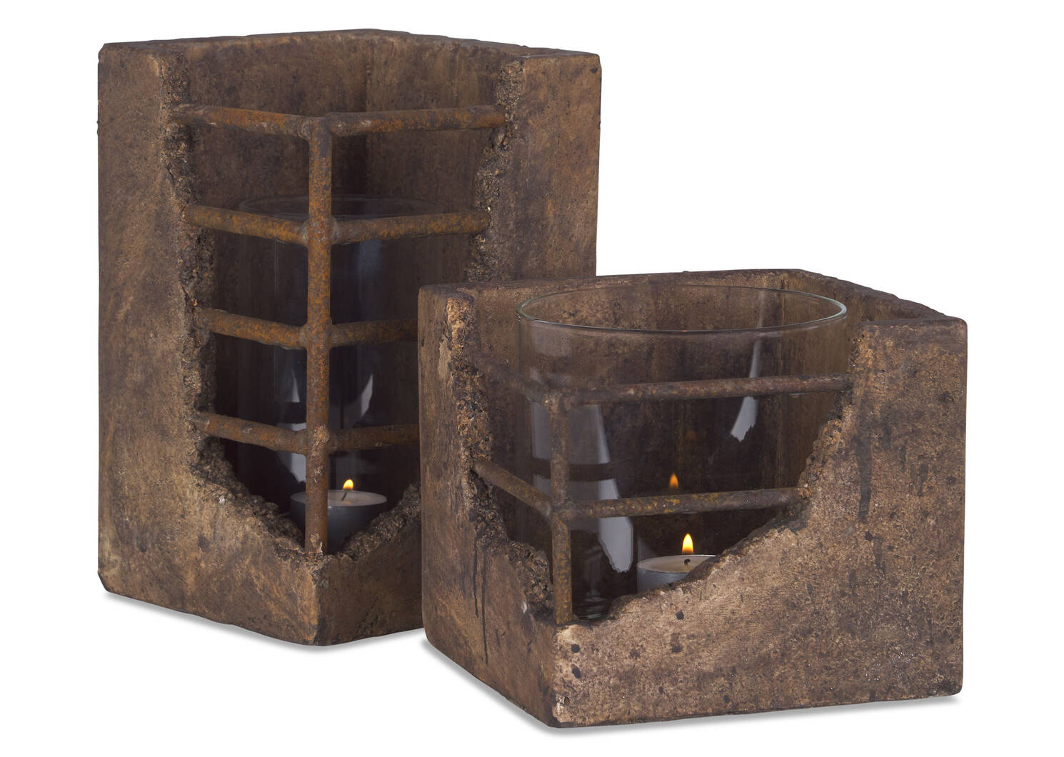Bowron Candle Holders