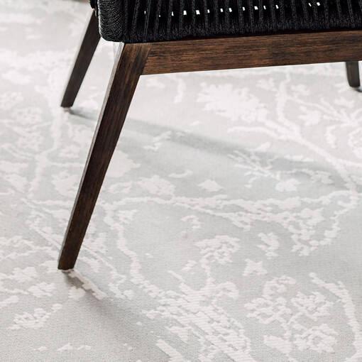 Fontana Rug - Grey/White
