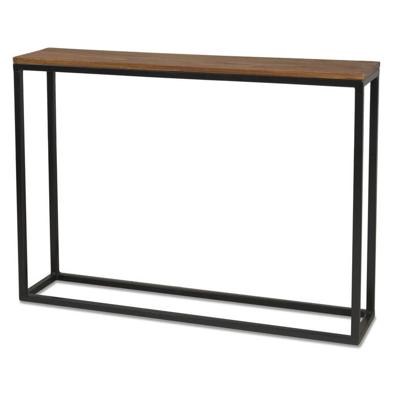 quality design 24e03 64dc3 Crosby Narrow Console Table -Sheesham