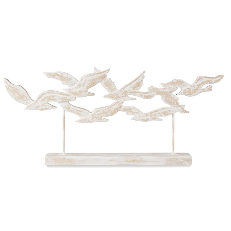 Reef Bird Sculpture