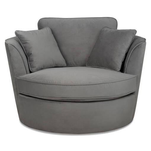 Fauteuil Oriole -Lux gris