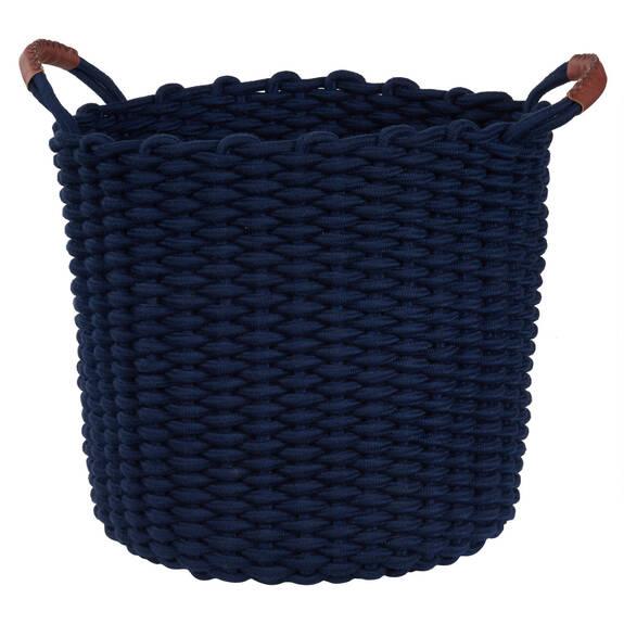 Corde Laundry Basket Midnight