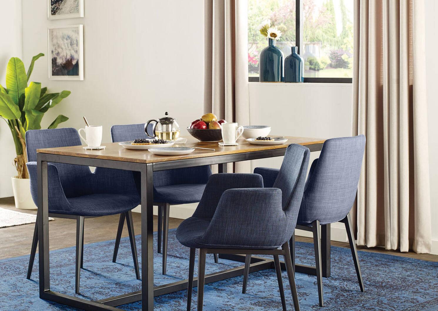 Crosby Dining Table 55-Sheesham