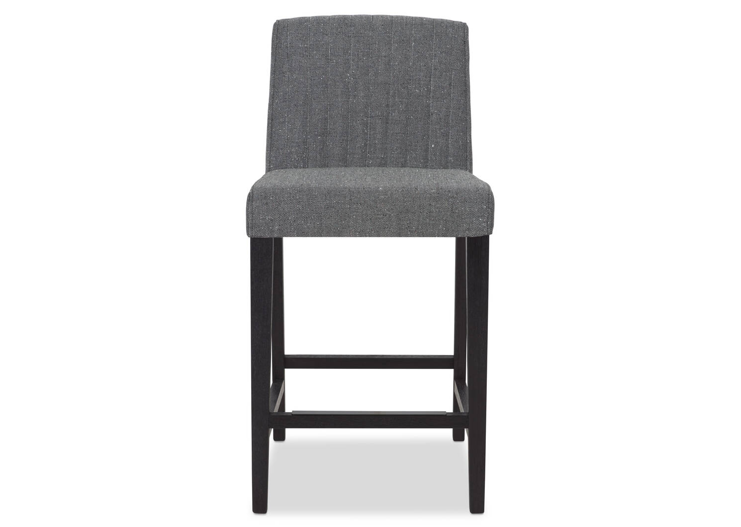 Estelle Counter Stool -Warbly Charcoal