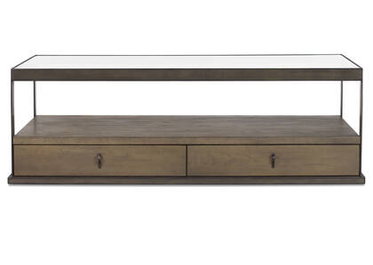 Haden Coffee Table -Madri Sand
