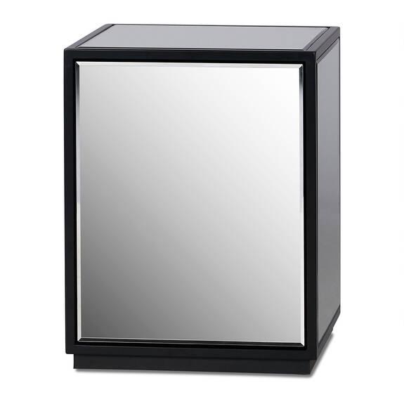 Vivien Side Table -Mirror