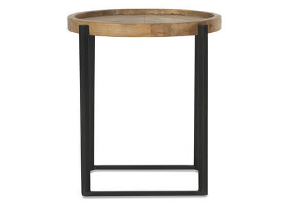 Whitley Side Table -Lana Sand