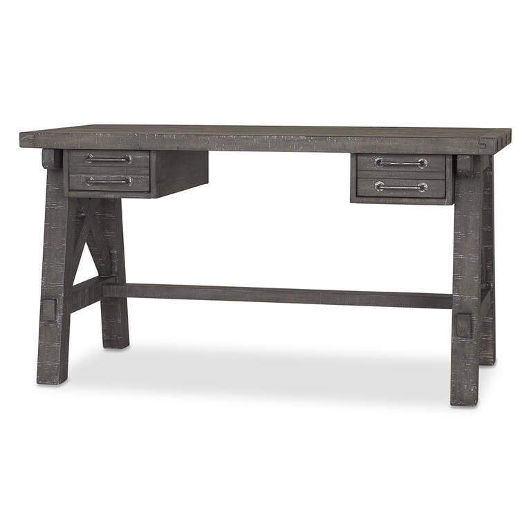 Ironside Desk -Smoke