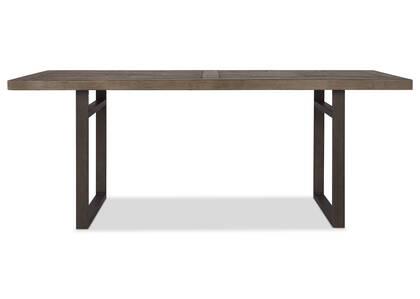 Montaro Dining Table -Coco Pine