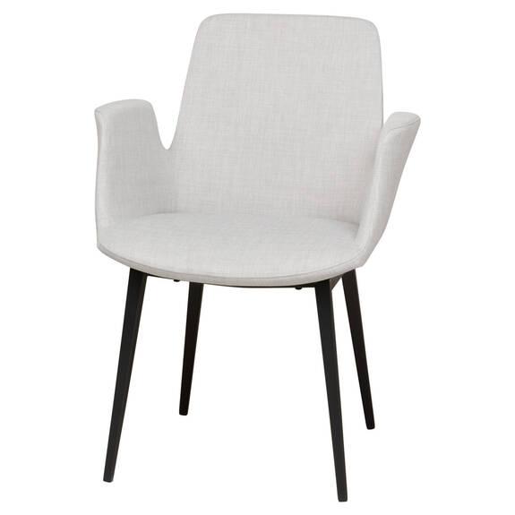 Vesper Dining Chair, ASH GREY