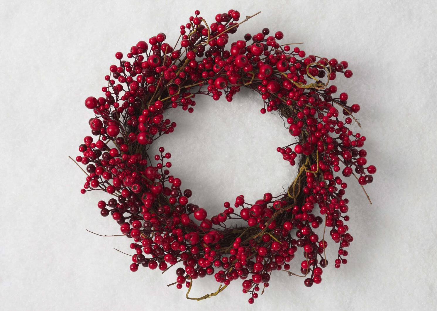Holli Berry Wreath