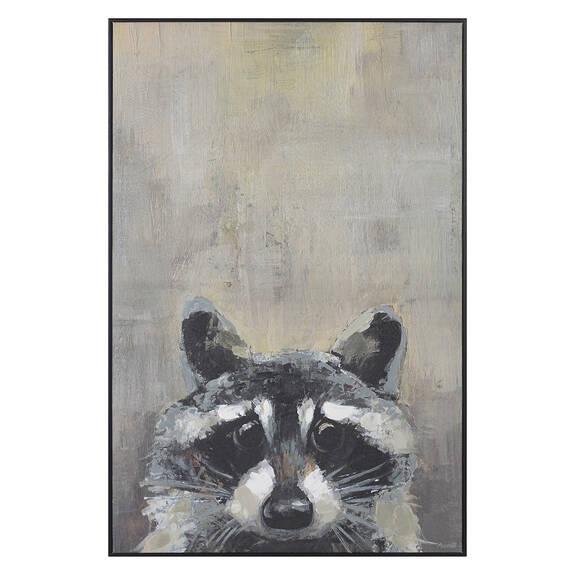 Rascal Raccoon Wall Art