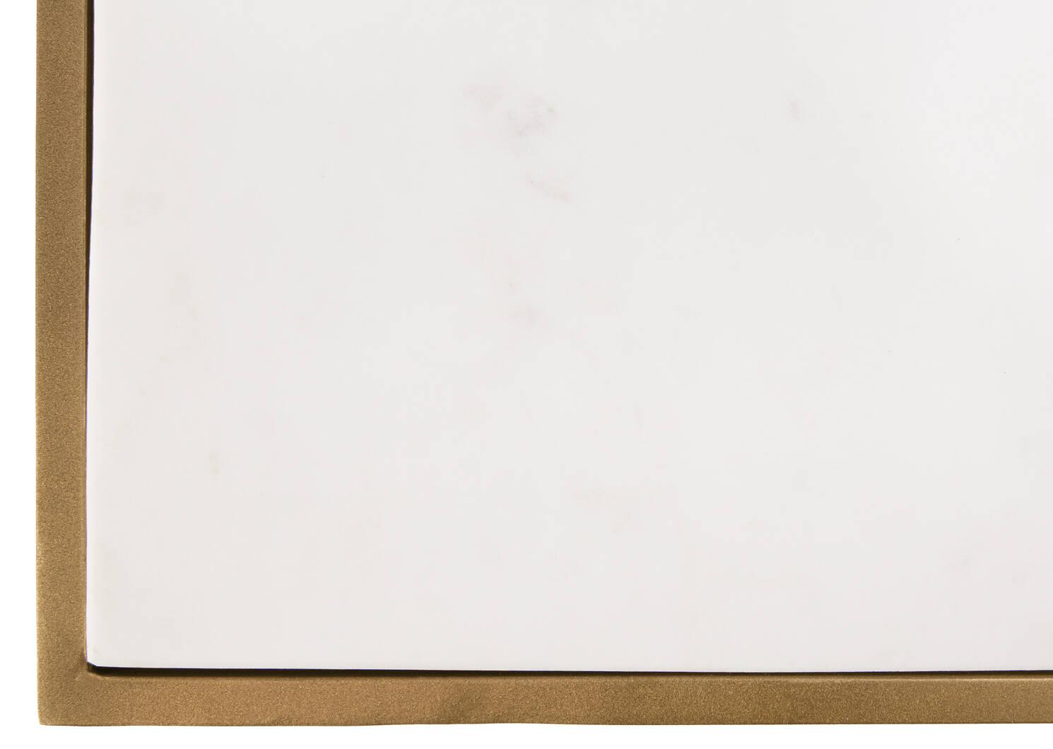 Table de bout Perkins -Simba laiton