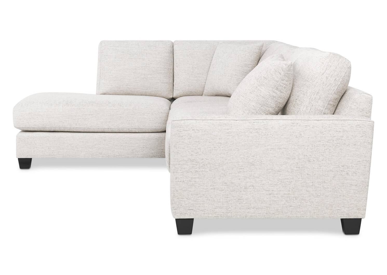 Liberty Sectional -Wesley Linen, LCF