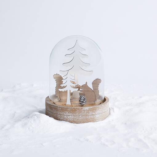 Shawnigan Tree Cloche LED